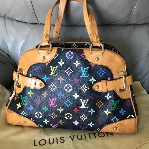 Louis Vuitton Handbags - 🌸Louis Vuitton Multicolor 🌸🌺🌸🌺🌸🌺🌸🌺🌸🌺🌸